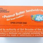Peanut Butter Sandwich (ABC)