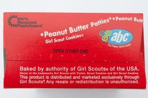 Peanut Butter Patties (ABC)