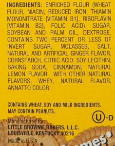 Lemon Chalet Cremes (LB)