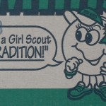 I'm a Girl Scout TRADITION!